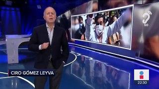 Noticias con Ciro Gómez Leyva | Programa Completo 18/febrero/2021