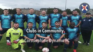Corstorphine Dynamo community outreach projects