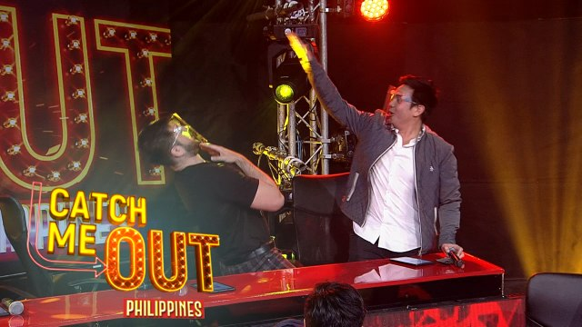 Catch Me Out Philippines: Andre Paras, the dancing giant!