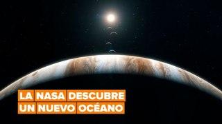 La NASA descubre otro océano en la galaxia