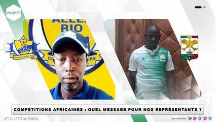 Compétitions africaines _ quel message pour nos représentants