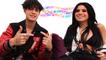 'la di die' Singers Nessa Barrett & jxdn Cover Really Random Songs   Psychic Singing   Cosmopolitan