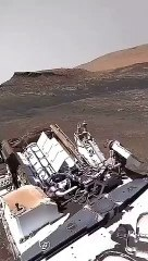 First video on Mars with sound - Perseverance