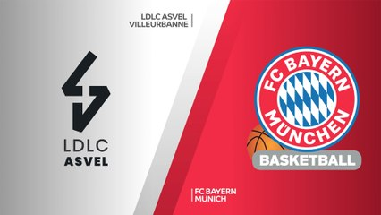 EuroLeague 2020-21 Highlights Regular Season Round 25 video: ASVEL 87-79 Bayern