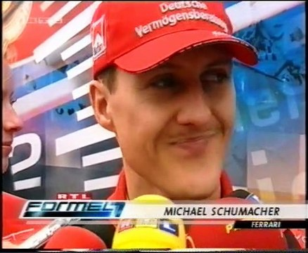 F1 2002 - Grand Prix Bahrain - Warmup