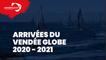 Live arrivée + remontée chenal + conférence de presse Manuel Cousin Vendée Globe 2020-2021 [FR] (23)