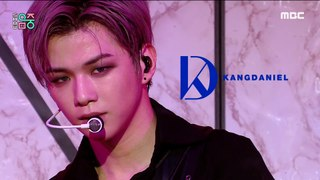 [Comeback Stage] KANGDANIEL - PARANOIA, 강다니엘 - 파라노이아 Show Music core 20210220