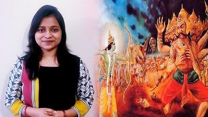 Kissa Puran: Shri Ram की आयु Raavan के वध के समय क्या थी | Boldsky