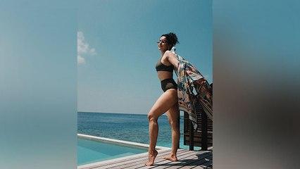 Sanya Malhotra ने Bikini में मचाया धमाल, देख कर फैंस रह गए हैरान | Boldsky