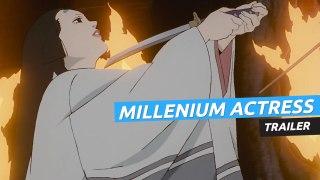 Tráiler de Millenium Actress, la película de Satoshi Kon