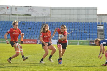 HIGHLIGHTS - SPAIN v RUSSIA/ WOMEN'S RUGBY EUROPE CHAMPIONSHIP 2020