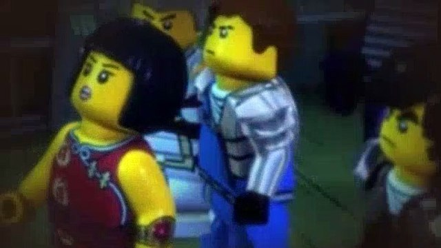 LEGO NinjaGo Masters Of Spinjitzu Season 1 Episode 11 All Of Nothing
