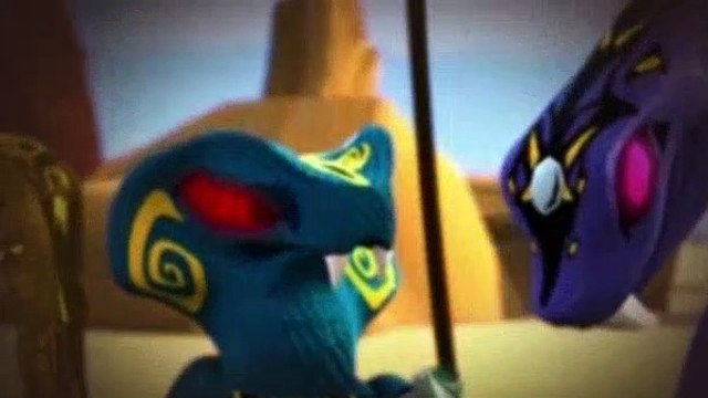 LEGO NinjaGo Masters Of Spinjitzu Season 1 Episode 12 The Rise Of The Great Devourer