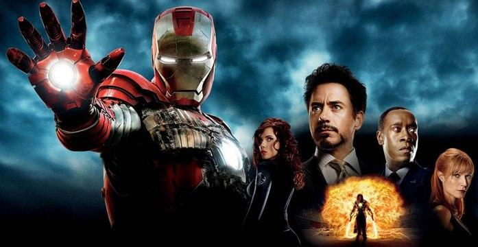 'Iron Man 2', tráiler de la película de Marvel