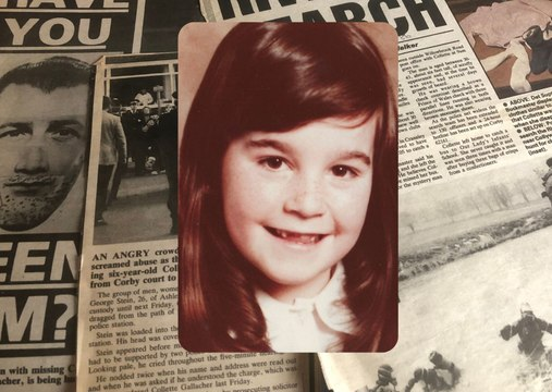 Collette Gallacher - 35 years on