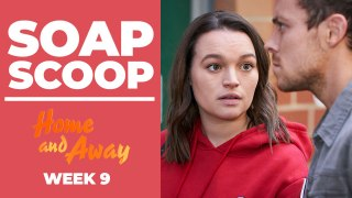 Home and Away Soap Scoop! Colby's exit story revealed