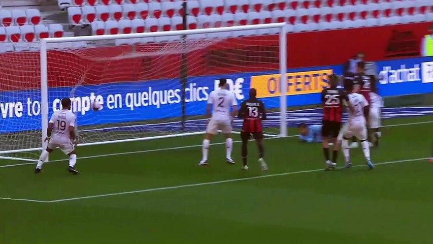 L1 - OGC Nice - FC Metz : le résumé vidéo