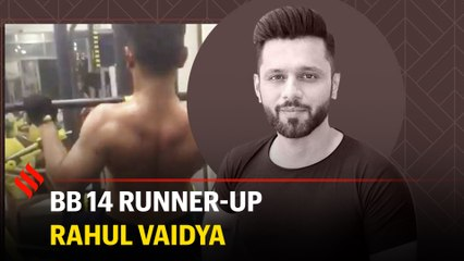 Rahul Vaidya: Came to Bigg Boss 14 to win new fan love