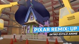 Pixar Remix: Up - Intro estilo anime
