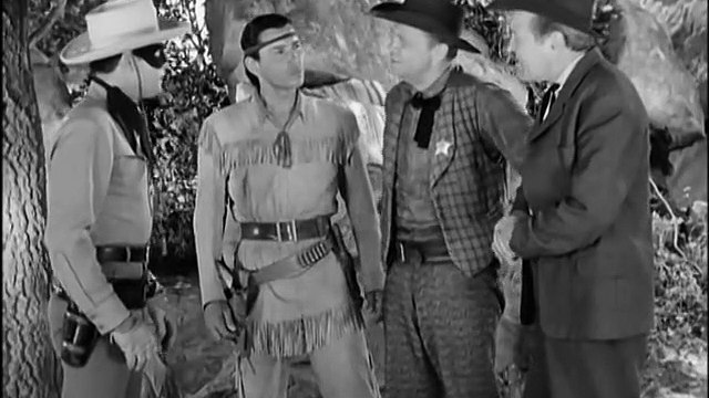 The Lone Ranger | S01 E03 | The Lone Ranger's Triumph | Full Episode