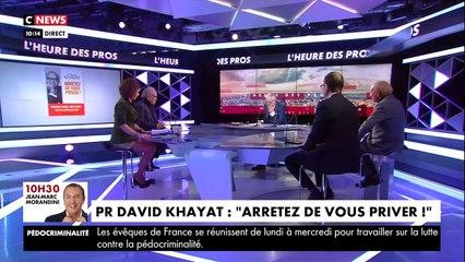 L'heure des Pros : Pascal Praud tacle l'attitude de certains médecins connus (vidéo)