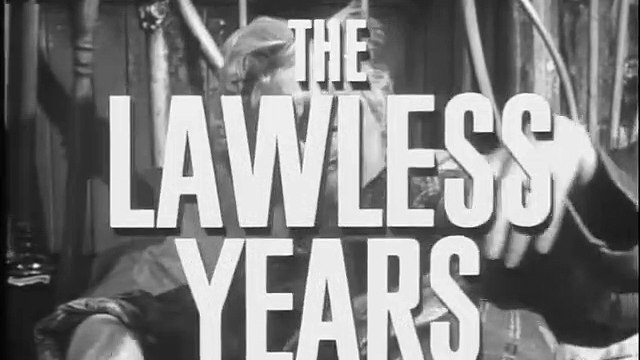 The Lawless Years | Season 1 | Episode 3 | Jane Cooper Story (1959)