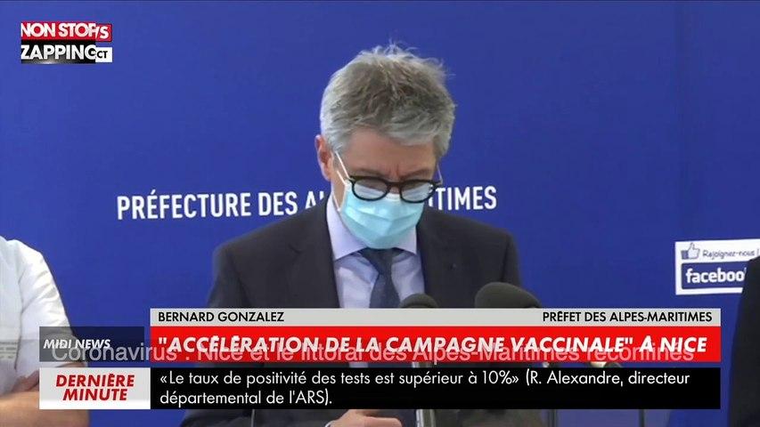Coronavirus : Nice et le littoral des Alpes-Maritimes reconfinés (vidéo)
