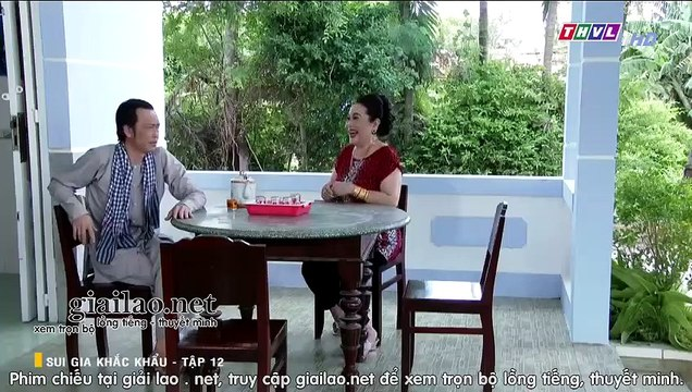 sui gia khắc khẩu tập 12 -- Phim Việt Nam THVL1 -- xem phim sui gia khac khau tap 13