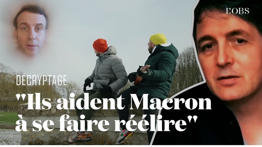 Macron et les youtubeurs Mcfly et Carlito : l'opération communication de Macron est-elle réussie ?