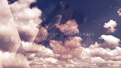 Carrie Underwood - Great Is Thy Faithfulness