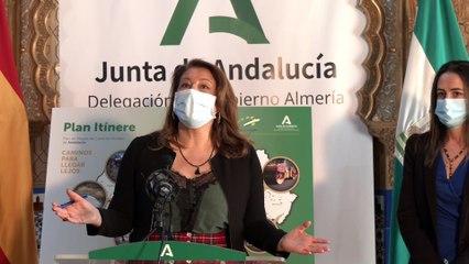 Junta invierte 75 millones en caminos rurales de 200 municipios de Andalucía