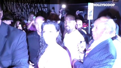 Kim Kardashian BREAKS SILENCE & PARTIES After Kanye West Divorce Announcement