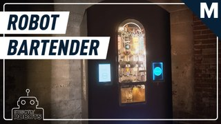 Your next bartender might be a robotic vending machine – Strictly Robots