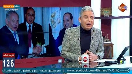 تفاصيل حصريه لسرقة السيسي للنفط الليبي وعلاقته بزيارة مصر الرسميه لإسرائيل !!