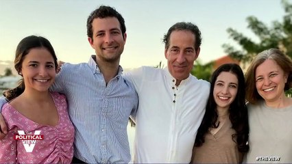 Rep. Jamie Raskin Opens Up About Losing Son to Depression - The View