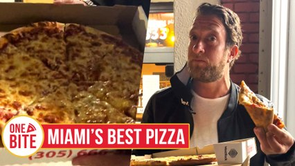 Barstool Pizza Review - Miami's Best Pizza (Coral Gables, FL)