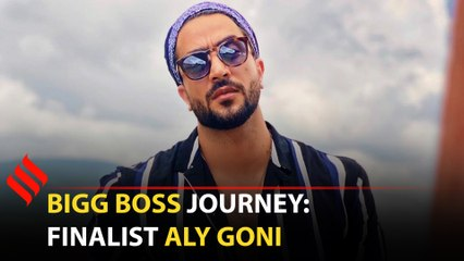 Bigg Boss 14 finalist Aly Goni: I was the real king in the house