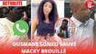 Ousmane Sonko sauvé par la tante d'Adji Sarr, vidéo Lomotif et l'audio fuité de Macky
