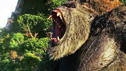 "GODZILLA VS KONG ""Godzilla écrase Kong"" Trailer"