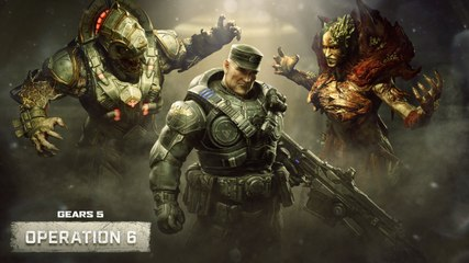 Gears 5: Operation 6 | Official Trailer