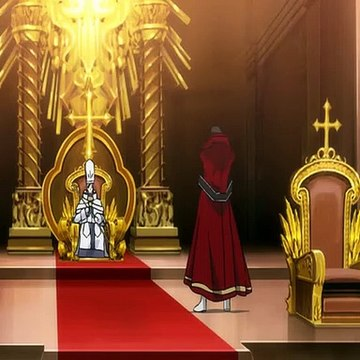 Trinity Blood ITA Ep.4 - The Star Of Sorrow II - Hunter's Banquet