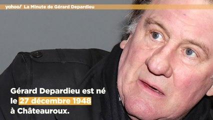 La Minute de Gérard Depardieu