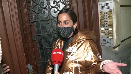 Anabel Pantoja se repite el test de embarazo y sale por fin de dudas