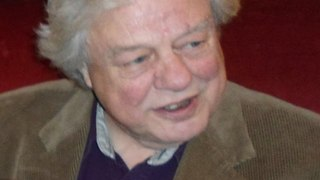 Barry Booth remembered by Aline Waites
