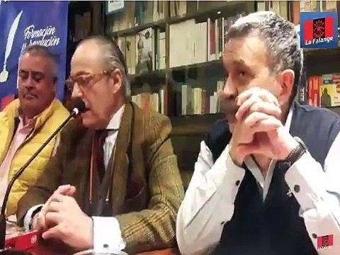 Eduardo García Serrano: 'Isabel Díaz Ayuso era falangista'