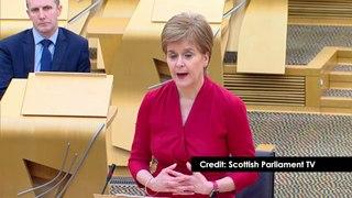 Scotland's lockdown roadmap announced | 23 February 2021