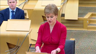 Stay at home restrictions lifted in Scotland from April 5