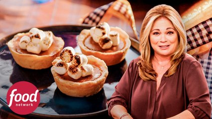 Prepara unas deliciosas tartaletas de calabaza | Las Recetas de Valerie | Food Network Latinoamérica