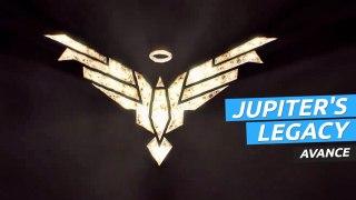 Avance de Jupiter's Legacy, la nueva serie de superhéroes de Netflix