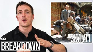 Stuntman Breaks Down Motorcycle Scenes from Movies
